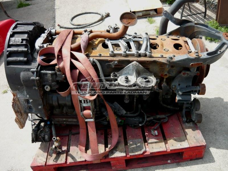 motor na náhradní díly