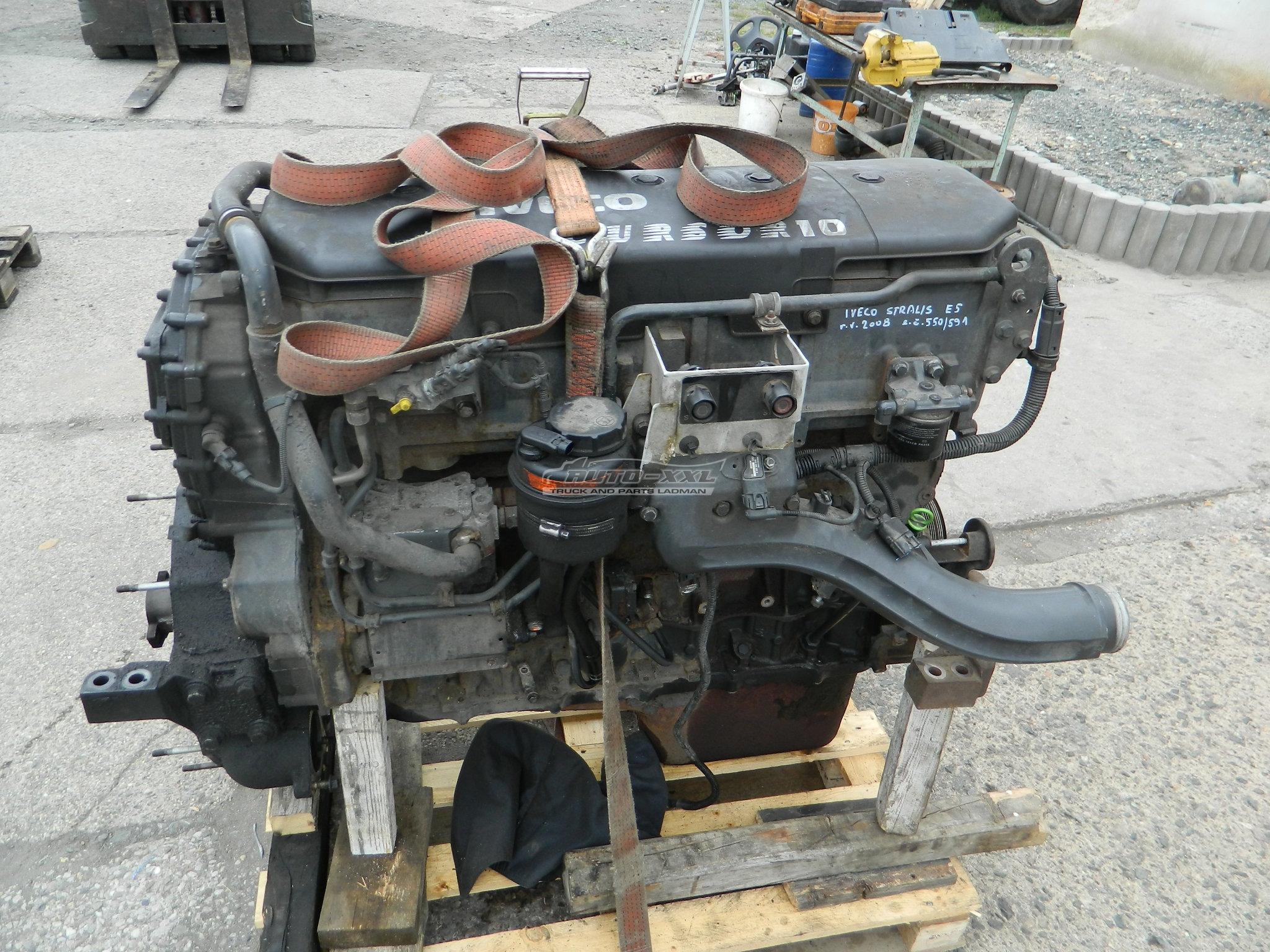 motor Iveco Stralis 450 EURO 5