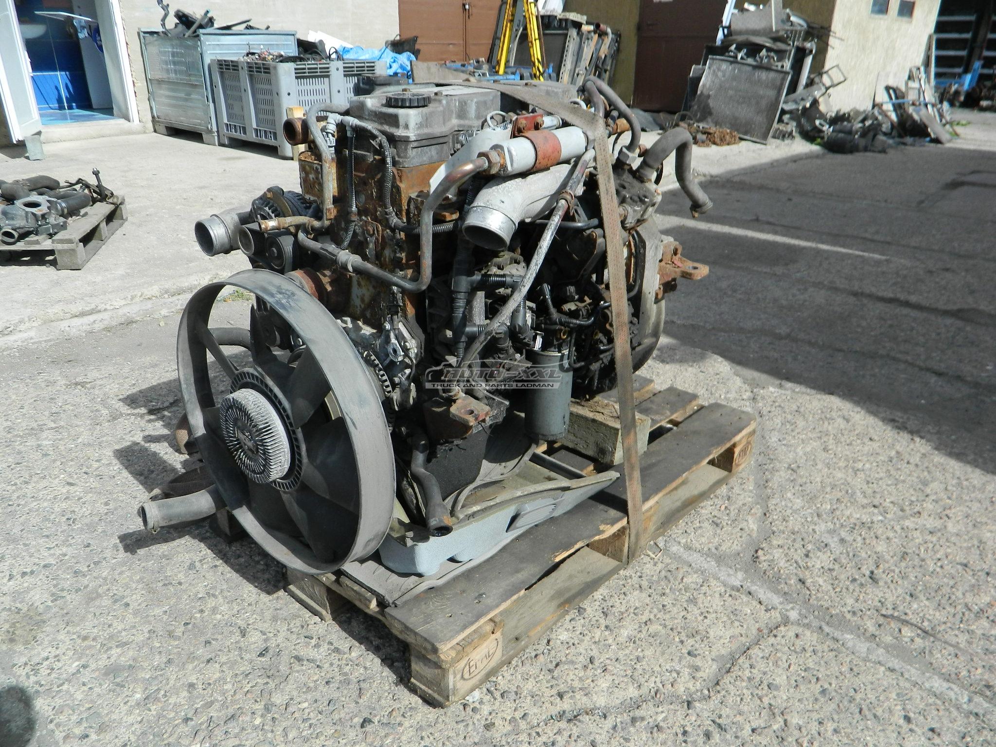Motor Iveco Eurocargo Tector šestiválec