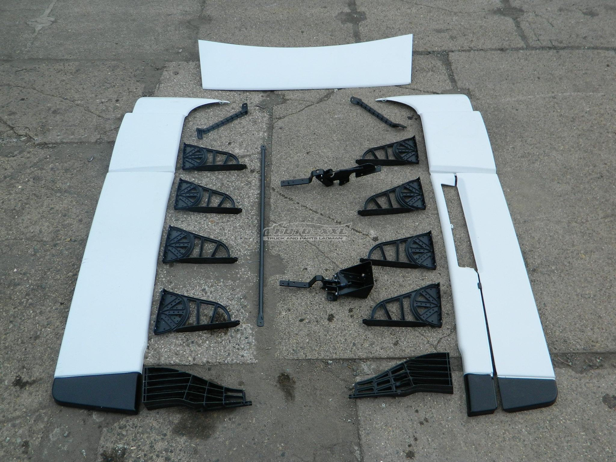 střešní spoilery za kabinou IVECO STRALIS HI-WAY  Active Space