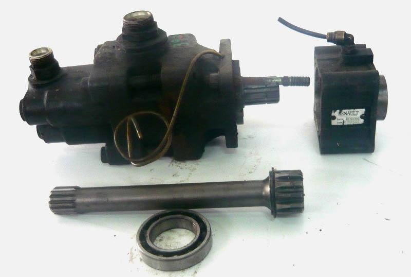 hydraulika pro Renault