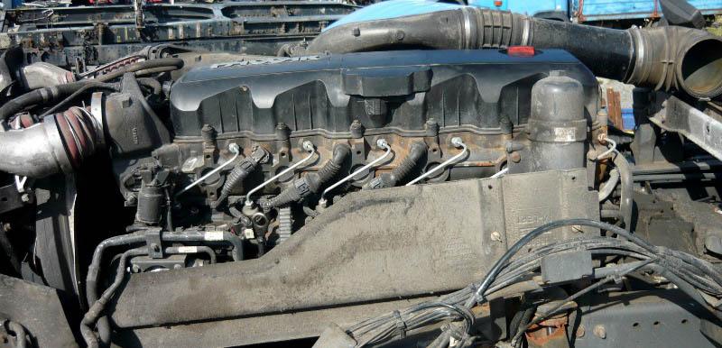 motor DAF CF