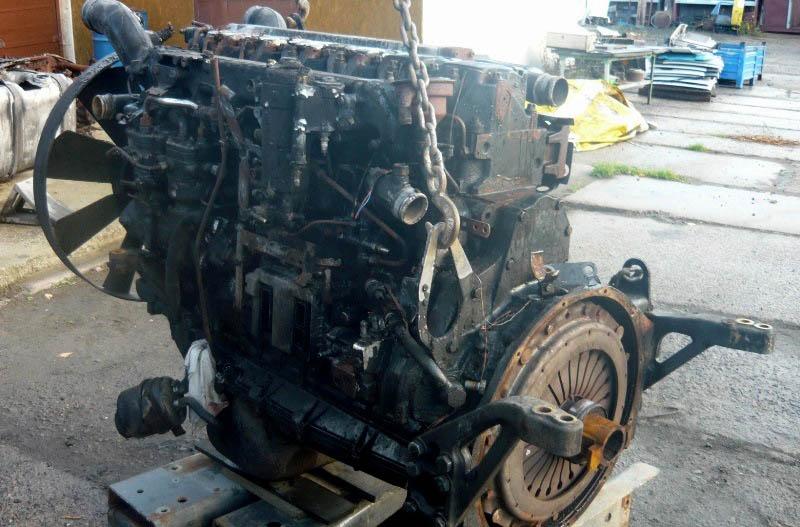 motor MAN TGA