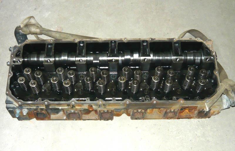 hlava motoru Iveco