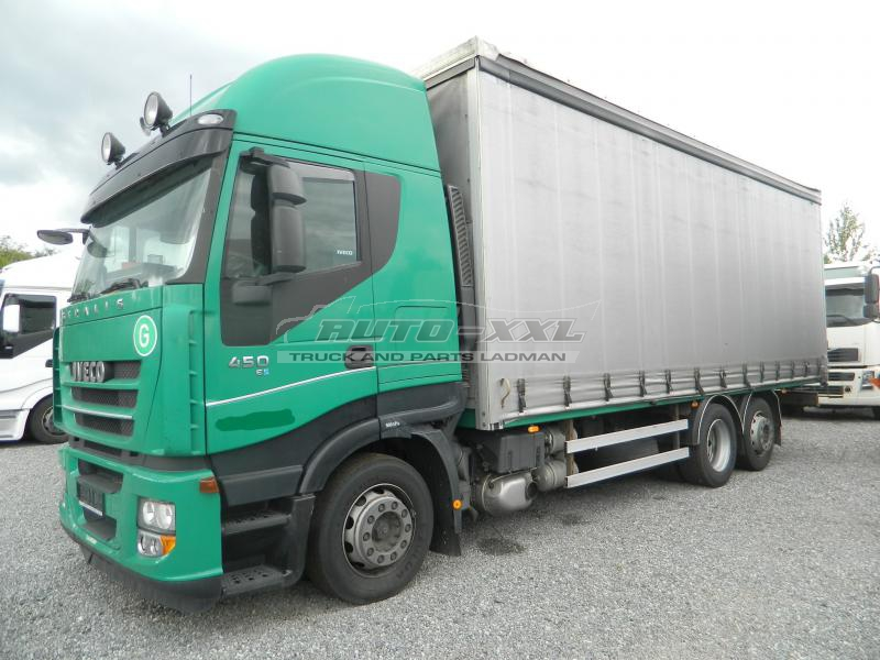 Iveco Stralis 450 6x2 Active Space