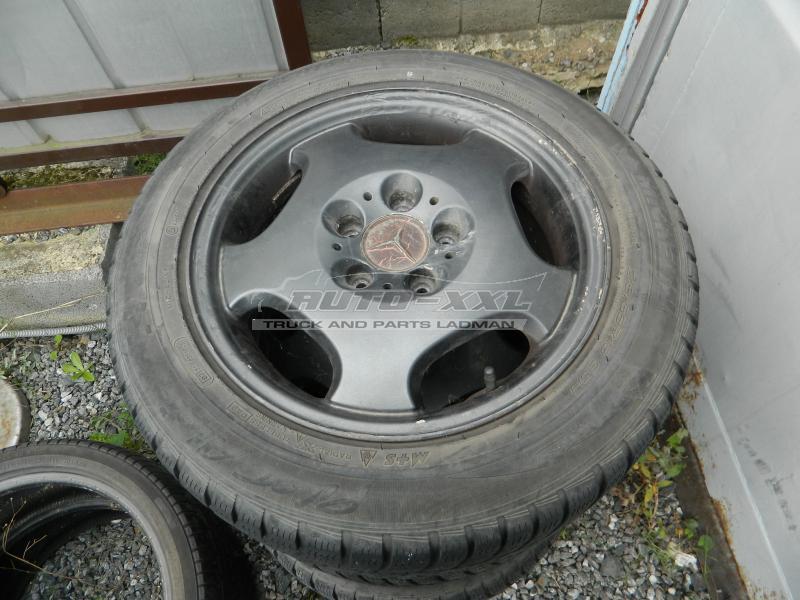 pneu Michelin 215/55 R16H