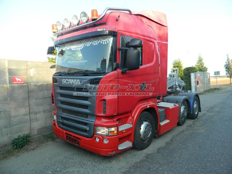Scania R580 Highline