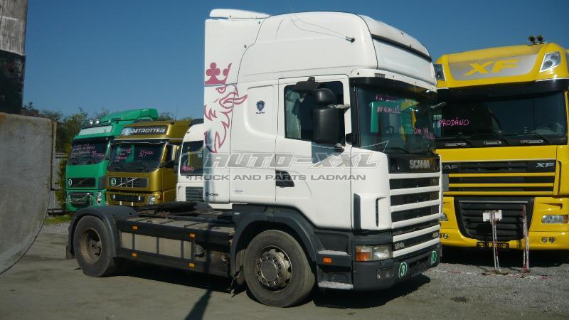 Scania I 124