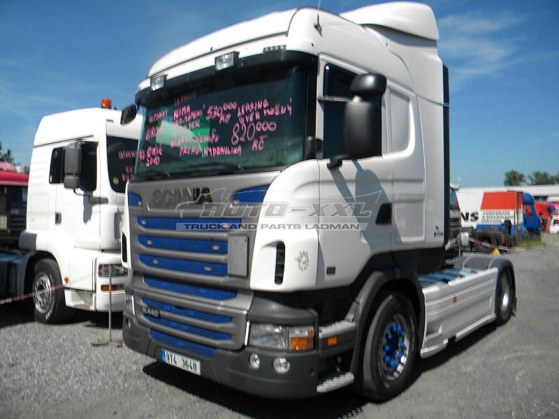 SCANIA R 440XPI