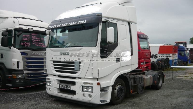 Iveco Stralis 440S43 Lowdeck