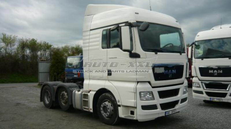 MAN TGX 26.440 (Chip 480HP) 6x2
