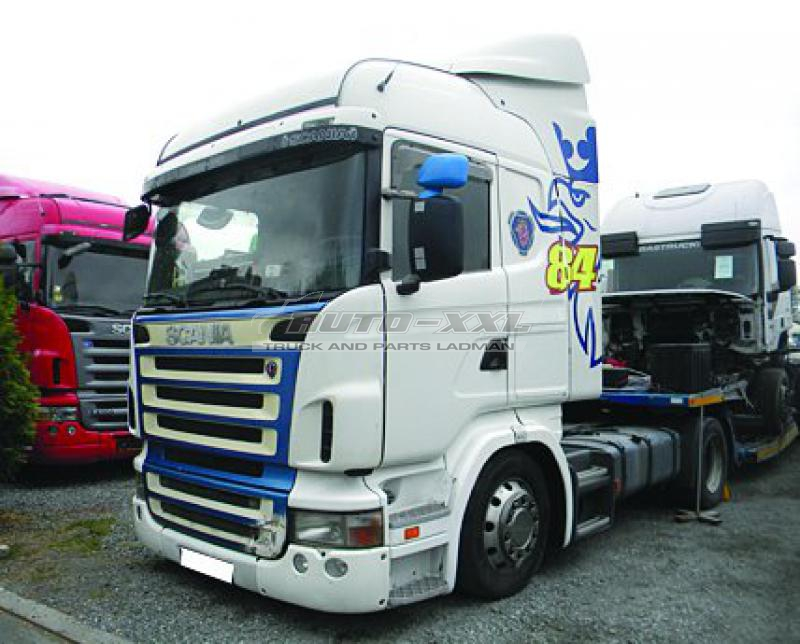 Scania R420 Highline Lowdeck Opticruiser