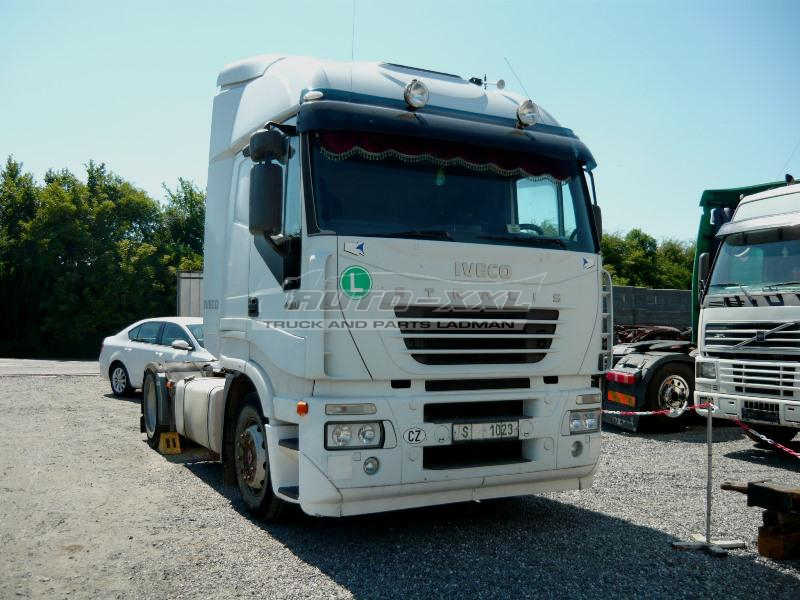 Iveco Stralis AS 430