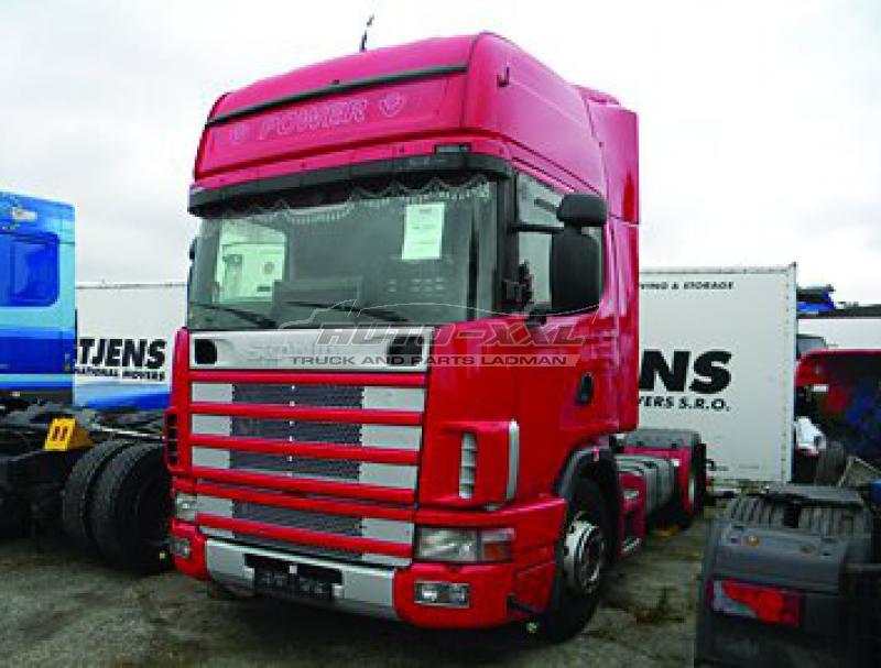 Scania 124L 420HP TOPLINE Opticruiser