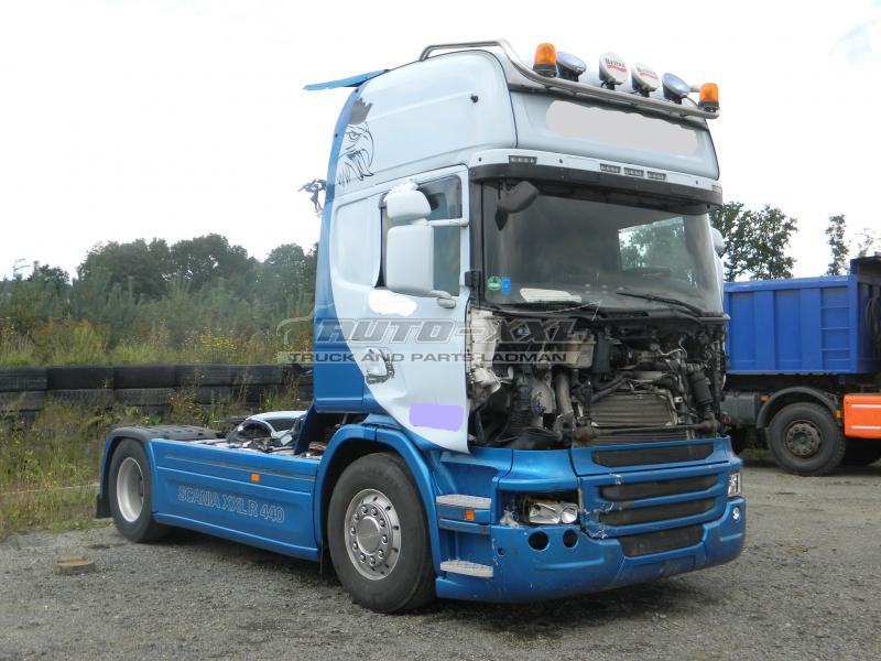 Scania R440 LA 4x2 TOPLINE