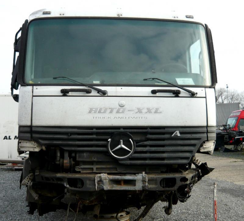 MB Actros 2631 6x4